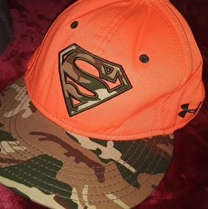 Superman DC Comics/Underarmour Fitted Hat